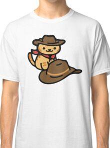 Billy The Kitten - Neko Atsume Classic T-Shirt