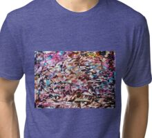 Feel the Movement... Tri-blend T-Shirt