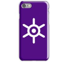 Tokyo prefecture flag iPhone Case/Skin