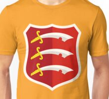 Essex Logo The Three Saxes Unisex T-Shirt