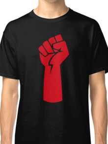 red fist Classic T-Shirt