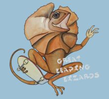 Great Leaping Lizards! Baby Tee
