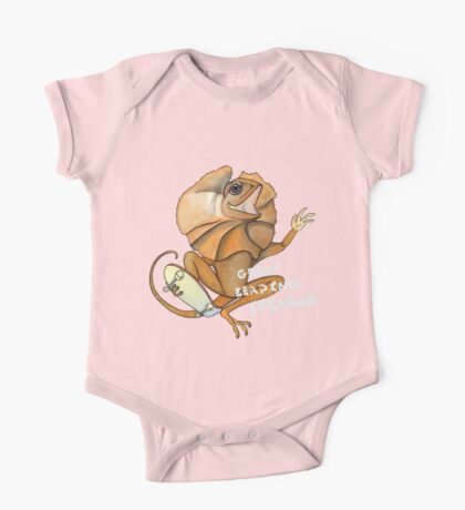 Great Leaping Lizards! One Piece - Short Sleeve