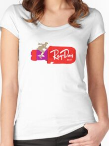 Rey Day 2016  Women's Fitted Scoop T-Shirt