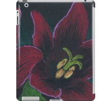 Violet Flower iPad Case/Skin