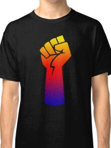 rainbow fist Classic T-Shirt