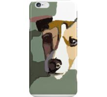 Jack Russel in the sun iPhone Case/Skin
