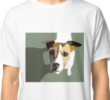 Jack Russel in the sun Classic T-Shirt