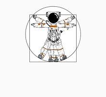 Vitruvian Astronaut Unisex T-Shirt
