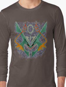Mega Rayquaza Long Sleeve T-Shirt