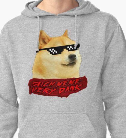 Doge Pullover Hoodie