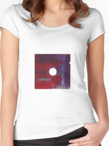 floppy 21 Women's Fitted Scoop T-Shirt