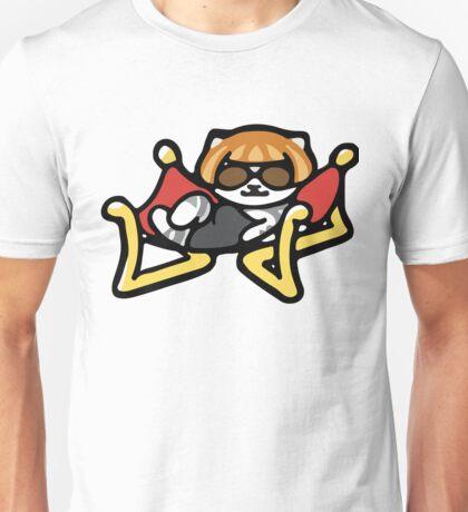 Lady Meow Meow - Neko Atsume Unisex T-Shirt