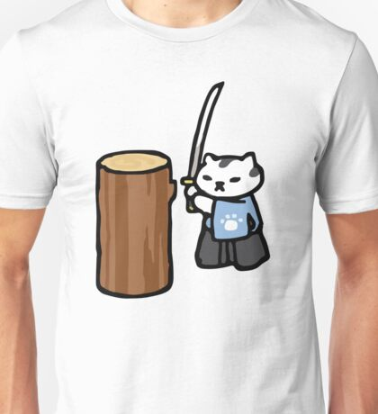 Mr Meowgi - Neko Atsume Unisex T-Shirt