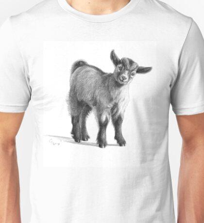 Goat Baby G097 Unisex T-Shirt