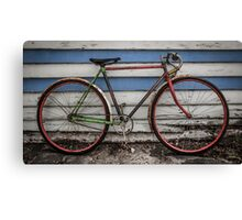 Northcote Vintage Bicycle Canvas Print