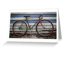 Northcote Vintage Bicycle Greeting Card