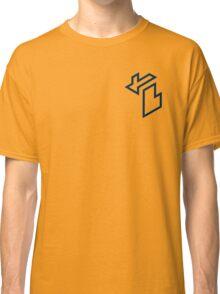 Isometric Michigan (University of Michigan) Classic T-Shirt