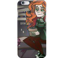 Pamela Isley iPhone Case/Skin