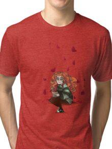 Pamela Isley Tri-blend T-Shirt