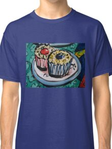 Tea for Three - Cup Cake Section  Classic T-Shirt