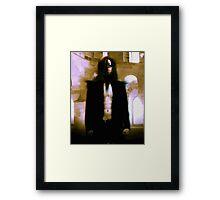 'T W I L I G H T - T . V .' Framed Print