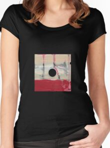 floppy 14 Women's Fitted Scoop T-Shirt