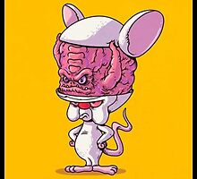 Pinky and the Brain Krang by Breaker1985