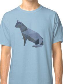 ORIGAMI CAT VECTOR Classic T-Shirt