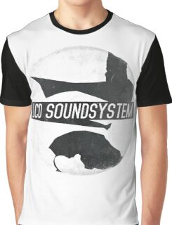 LCD Soundsystem Graphic T-Shirt