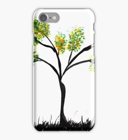 tree 11 iPhone Case/Skin