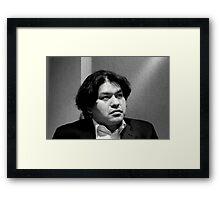 Kenji Eno Framed Print