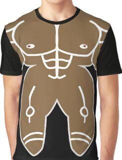 GINGERBREAD BRO Graphic T-Shirt