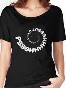 PSHHSUTUTU - Turbo Dose Boost Noise JDM Window Sticker / Tee - White Women's Relaxed Fit T-Shirt