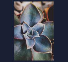 close up of succulent Kids Tee