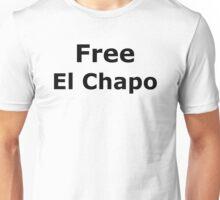 Free El Chapo Unisex T-Shirt