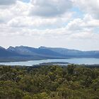 Lake Fyans, Grampian Ranges by Lozzar Landscape