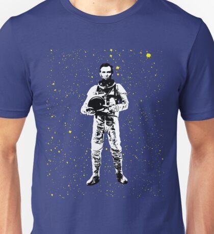 Astronaut Lincoln Unisex T-Shirt