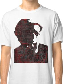 punk in the rain 1 Classic T-Shirt