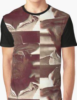 'S O U T H E R N ' T.  V.' Graphic T-Shirt