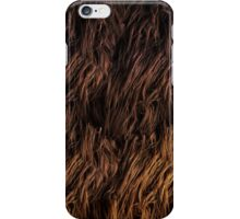 Star Wars - Wookie Fur  iPhone Case/Skin