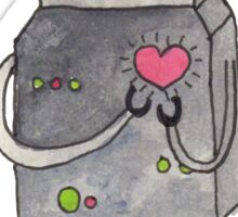 Love Bot Sticker