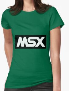 MSX Womens Fitted T-Shirt