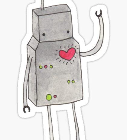 Hello Robot Sticker