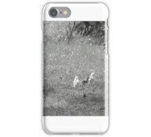 Chicken Fashion iPhone Case/Skin