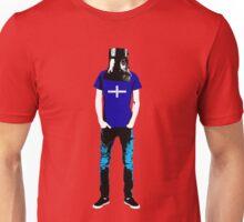 Hipster Ned Kelly Unisex T-Shirt