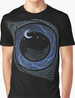 MOONLIGHT ROUNDELAY Graphic T-Shirt