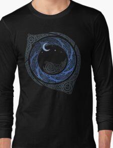 MOONLIGHT ROUNDELAY Long Sleeve T-Shirt