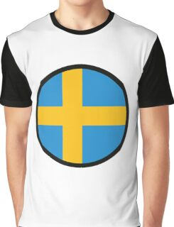 Marked by Sweden Graphic T-Shirt