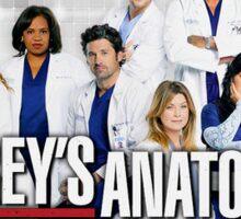 Greys Anatomy Crew Sticker